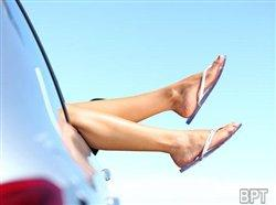 Flip-flop fans: Hard, cold facts about your favorite hot weather footwear