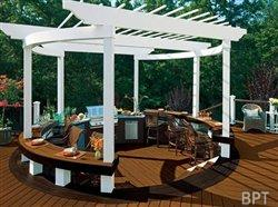 Serve up an ideal space for summer outdoor entertaining