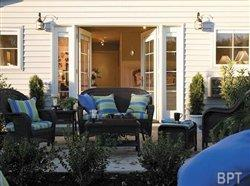 Tips for extending your home into your patio