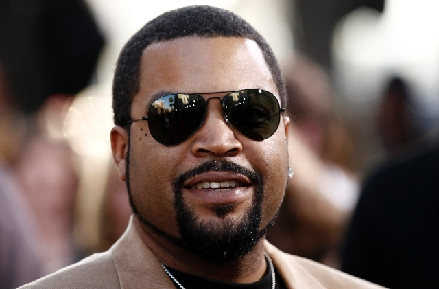 Ice Cube, seen in 2010, is touring with LL Cool J, Public Enemy and De La Soul. They'll perform at the Hard Rock Hotel on Friday. Ice Cube's next album is due out this fall.