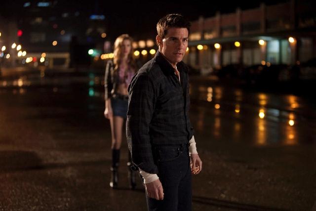 "Tom Cruise stars in ""Jack Reacher."""