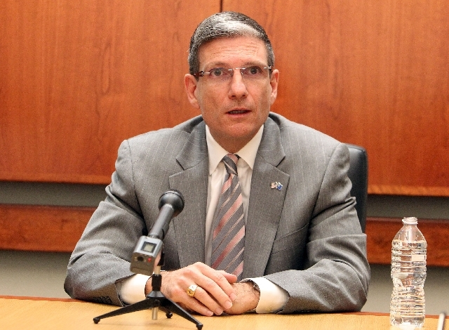 """Rep. Joe Heck, R-Nev., sponsored the """"Stolen Valor Act of 2013""""."""