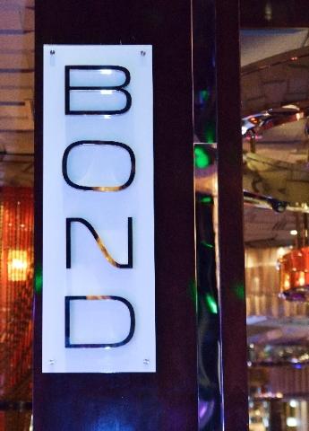 Bond at The Cosmopolitan of Las Vegas hosts DJ Evil One at 10 p.m. Friday.
