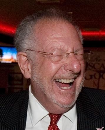 Former Las Vegas Mayor Oscar Goodman