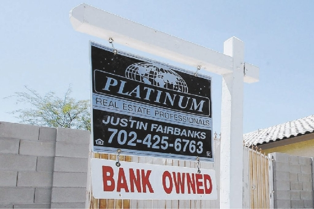 A new study reports that 181,237 Las Vegas Valley homes have a total negative equity of $17.6 billion.