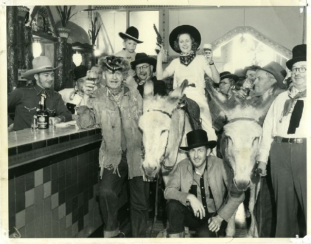 In the early days, the Las Vegas Helldorado event catered to workers at the Hoover Dam site. Later, after the Elks took over the annual festivities, the whole town joined in the celebration of the ...