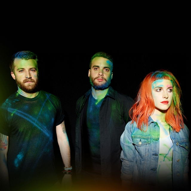 Despite a bitter split with a pair of former bandmates, Paramore is moving forward musically. The band is appearing at 8 p.m. today at The Joint at the Hard Rock Hotel.