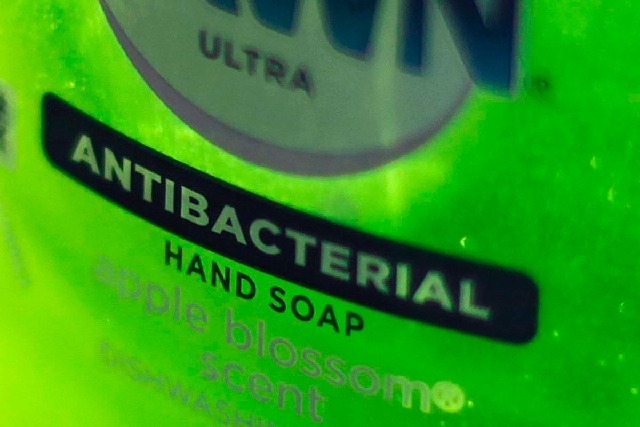 Dawn Ultra antibacterial soap is among the many products that contain triclosan. Federal health regulators are deciding whether triclosan, the germ-killing ingredient found in an estimated 75 perc ...