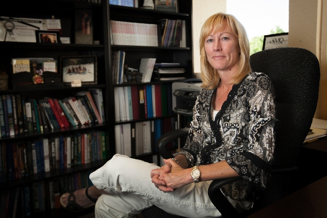 UNLV professor Nancy Lough, president-elect of the Sports Marketing Association, served as editor of a November 2012 article that assessed the marketability of gay athletes as product endorsers.