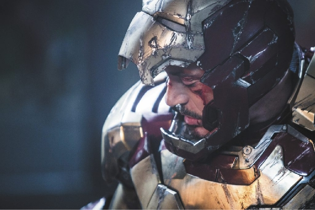 """Robert Downey Jr. returns as the title character in """"Iron Man 3,"""" the first of several superhero movies coming to cineplexes this summer."""