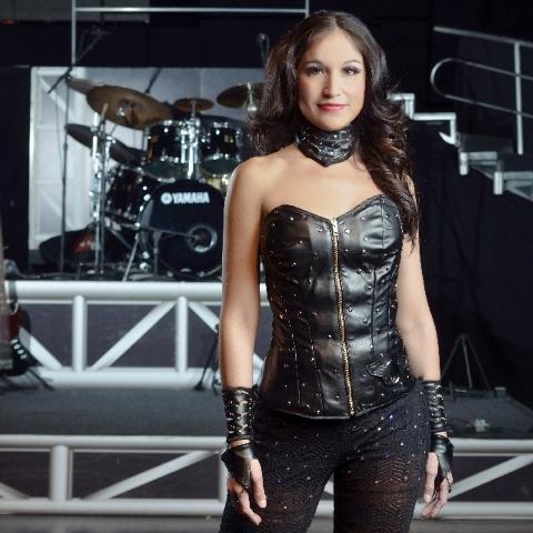 "Jessica Morales of ""Legends in Concert"""