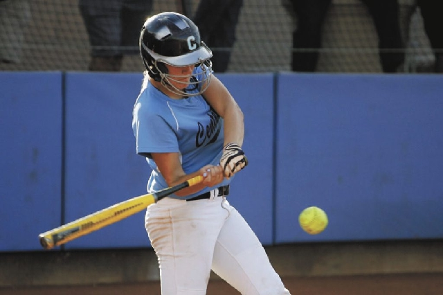 Centennial's Heather Bowen went 3-for-4 with two doubles and two RBIs and scored twice in the Bulldogs' 10-0 Sunset Region winners' bracket final victory over Arbor View on Wednesday.