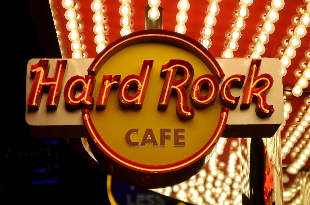 The Hard Rock Cafe on the Strip will offer a free show by The International Playboys on Thursday.