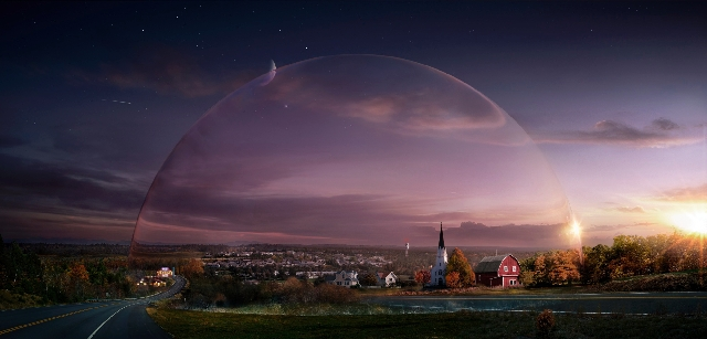 """Snacks ready? Looking for some suspenseful summer viewing? """"Under the Dome,"""" a 13-episode miniseries based on the Stephen King novel about a small town suddenly sealed off from the rest of humanit ..."""