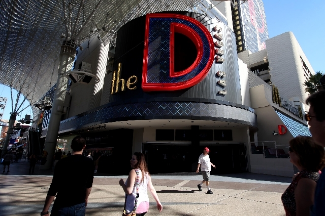 Downtown's The D Las Vegas has been renovated from top to bottom.