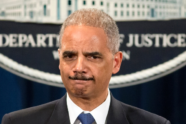 Attorney General Eric Holder said he has ordered the FBI to investigate the Internal Revenue Service.
