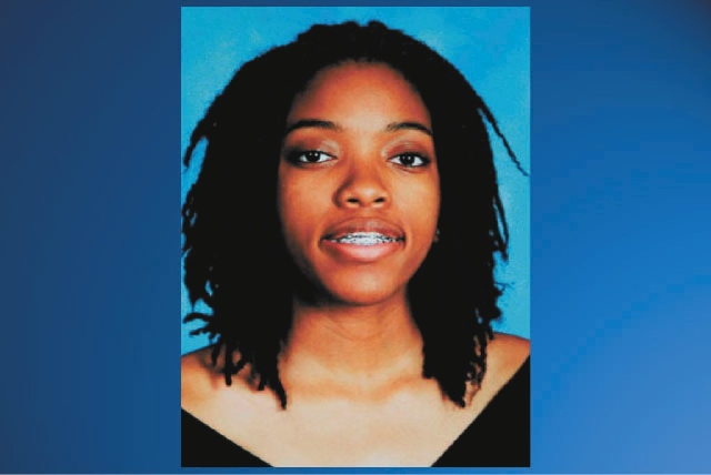 "Betty ""Jay"" Pinkney, 17, was shot and killed by a stray bullet at a house party on Jan. 15, 2012. On Wednesday, Las Vegas police charged one man in her death."