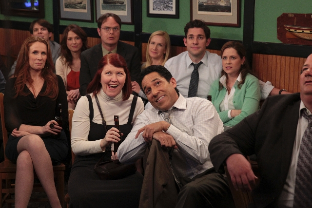 """""""The Office"""" turns out the lights for good Thursday night."""