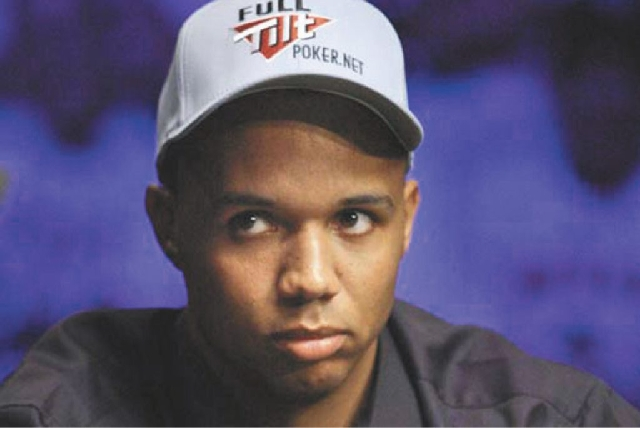 Poker star Phil Ivey, shown here at the final table of the World Series of Poker in 2009, has been accused by a London casino operator of cheating at baccarat in August.