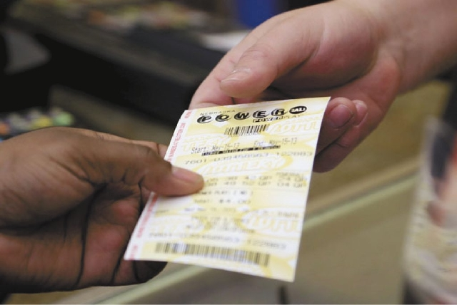 The winning numbers drawn Wednesday night: 2, 11, 26, 34, 41 and a Powerball of 32. The next drawing will be held Saturday.
