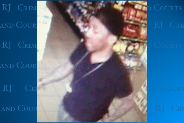 Police are seeking more information on this man, who has been identified as a person of interest in a drive-by attempted robbery that left a teen dead.
