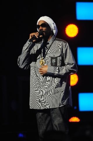 Snoop Lion will be at Mandalay Bay's outdoor beach stage at 9 p.m. Saturday.
