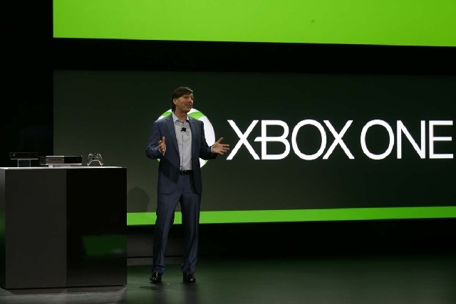 Microsoft Corp.'s Don Mattrick unveils the next-generation Xbox entertainment and gaming console system on Tuesday at an event in Redmond, Wash. It's been eight years since the launch of the Xbox  ...