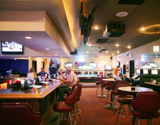 Mr. G's Pub & Grub on May 20.