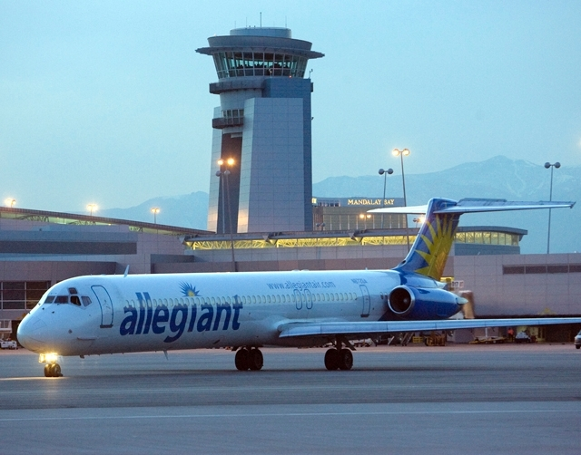 Allegiant decided to alter its report format to allow more time for questions and answers.