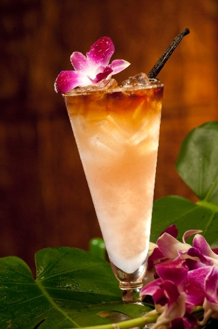 The Tonga Reefer from Frankie's Tiki Room.