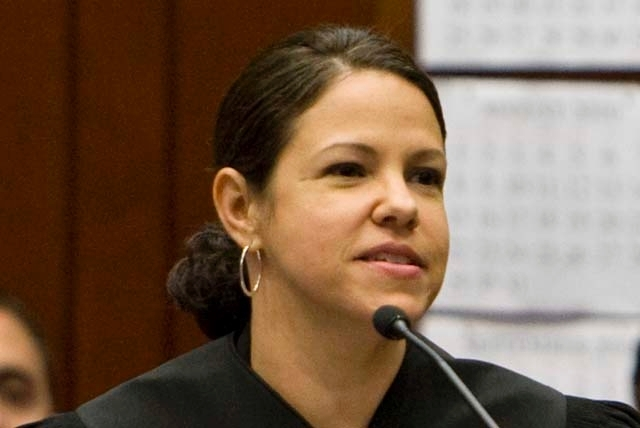 U.S. District Judge Gloria Navarro was tough on Randolph Goldberg, overriding a plea deal to give him a harsher sentence for tax evasion.