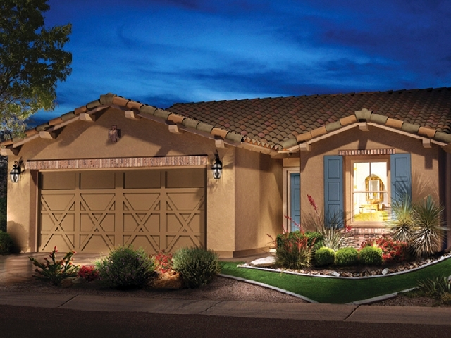 Among the models available at Shea Homes at Ardiente is the Rome.