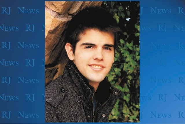 Andrew James Sasse, 17, died Monday after falling while hiking in Red Rock Canyon National Recreation Area.