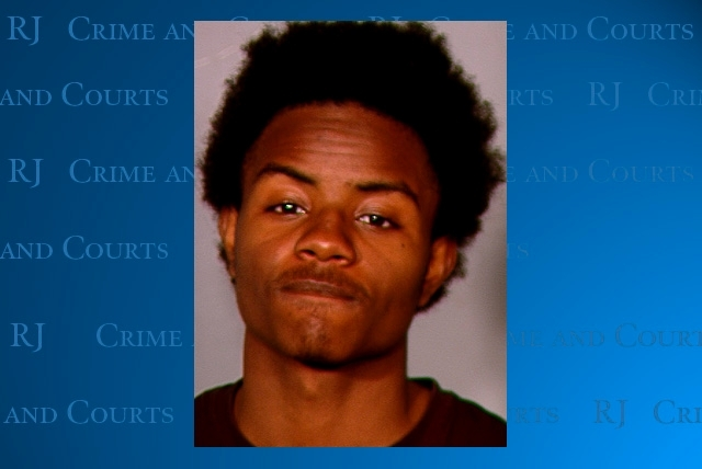Laron Johnson was arrested Monday night. Police suspect Johnson is connected to a series of convenience store robberies.