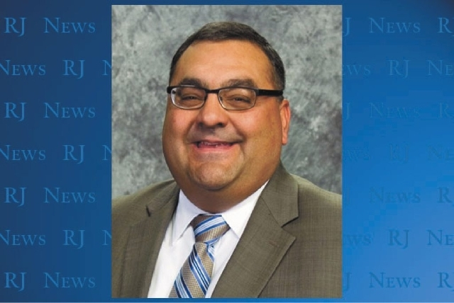 Joseph Gloria has been appointed the registrar of voters for Clark County, replacing Larry Lomax, who is retiring.