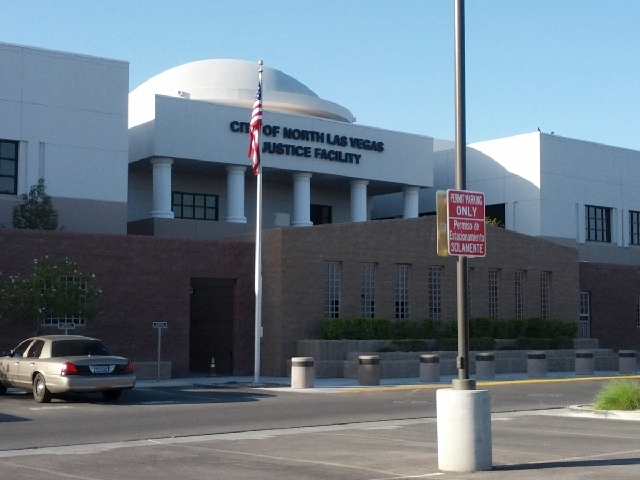 "North Las Vegas resident Mike Prince shared this photo, adding, ""What is wrong with this picture? This photo was taken at 8 a.m. on Memorial Day 2013. Must be the North Las Vegas city government d ..."