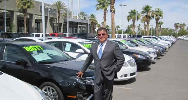 Alex Estay, General Manager Of Centennial Buick GMC And Centennial Mazda,  Saw Record