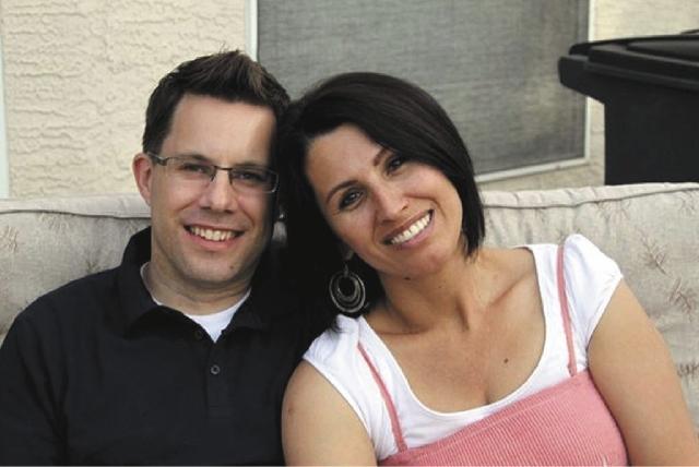 In a photo provided by the Maldonado family Gary and Yanira Maldonado are shown in 2012. The arrest of Yanira Maldonado, 42, prompted outrage in the U.S. among politicians and her family members,  ...