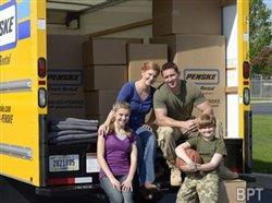 Moving in the military? How to make the process easier