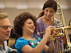 Keeping kids involved with music during the summer