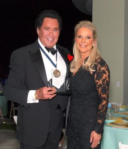 Wayne and Kathleen Newton