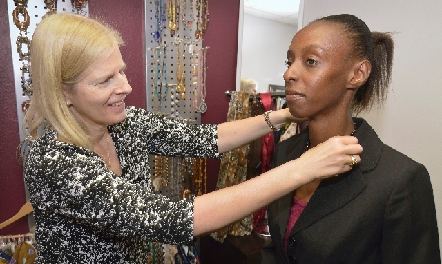 Dress For Success Suits Women Up To Thrive At Job Interviews Las