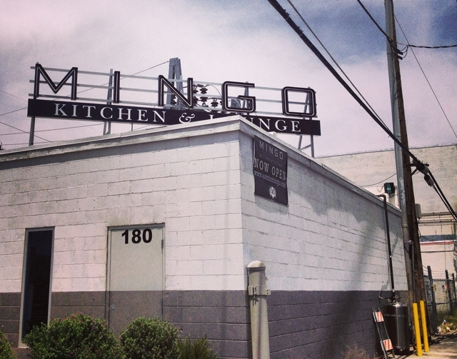 Mingo's Kitchen and Lounge was at the center of a frosty exchange between Ward 3 Councilman Bob Coffin and Jennifer Turchin, president of the Nevada chapter of the U.S. Green Building Council, in  ...