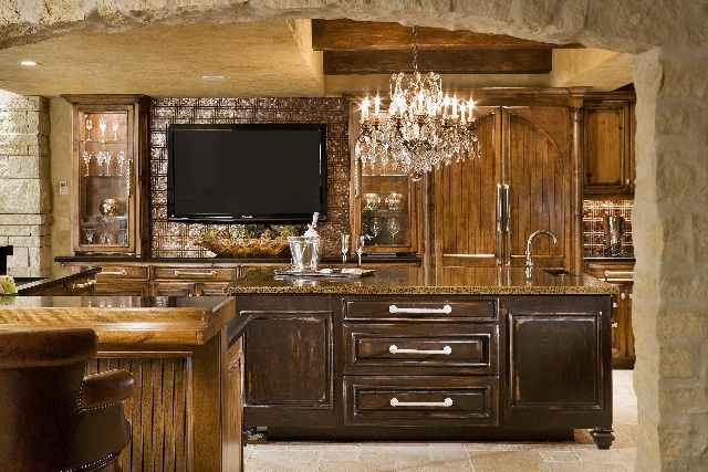 Elegant This Kitchen Remodel By Granite Transformations Includes Refaced Cabinets  And New Granite.