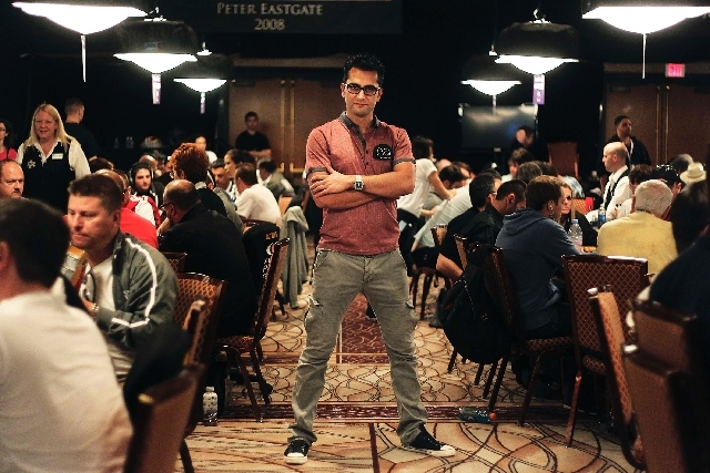 """Recent World Series of Poker """"Big One for One Drop"""" event champion Antonio Esfandiari will be using his popularity to aid in Ultimate Poker's $1 million marketing campaign by playing as much no li ..."""