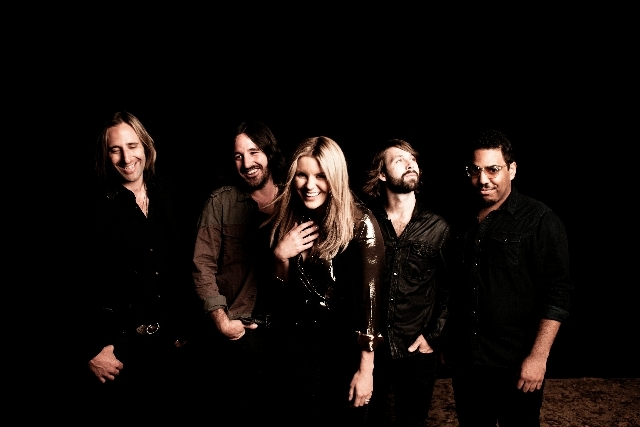 "Grace Potter & the Nocturnals' latest album, ""The Lion the Beast the Beat,"" was a struggle to complete as the singer says she had a bout of self-doubt."