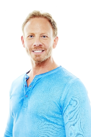 "Ian Ziering says he shed 26 pounds for his gig with the Chippendales. ""I couldn't see being part of the Chippendales franchise without dressing the part."""