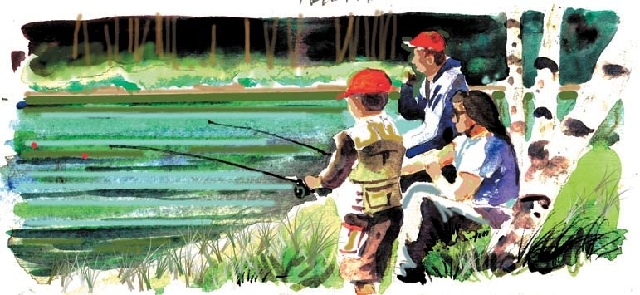 Nevada will offer fee-free fishing Saturday, an ideal opportunity to teach a child to fish.