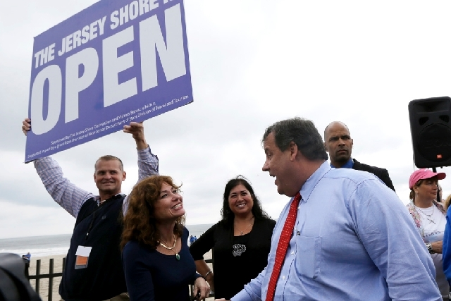 While the GOP generally stands for smaller government, New Jersey Gov. Chris Christie of New Jersey criticized members of his own party for insisting that Federal Emergency Management Agency funds ...