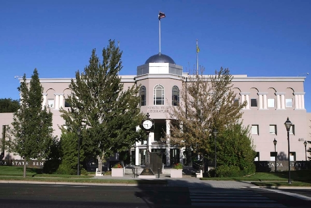 The Nevada Senate extended $649 million in sales and business taxes on Monday morning, sending the measure to the Assembly before it can get final approval from Gov. Brian Sandoval. The taxes bala ...